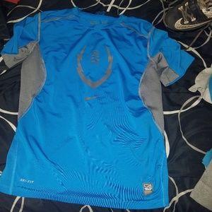 Nike Combat Football Shirt